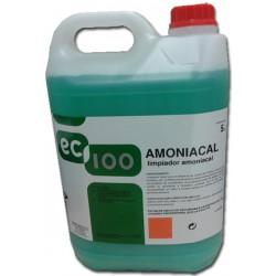 WAN EC-100 LIMPIADOR AMONIACAL PINO 5 L.