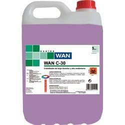 WAN C-30 5K. cristalizador rosa