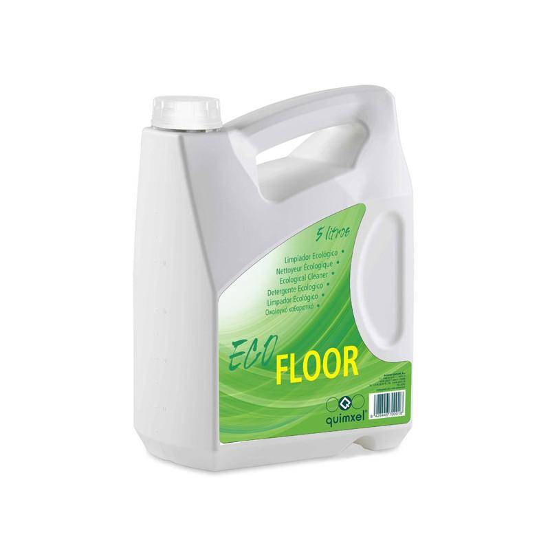 Eco floor limpiador ecologico suelo 5 l 2ud for Eco floor