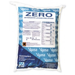 ZERO 25K. deterg.prelavado ropa
