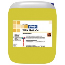 WAN MATIC 54 12 K lavavajillas industrial