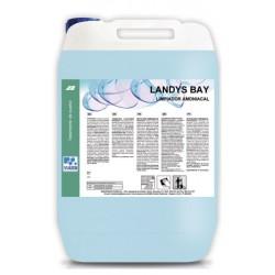 LANDYS BAY LIMPIADOR AMONIACAL 5 L.
