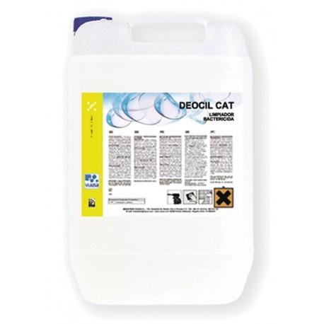 DEOCIL CAT 5L.limpiador Desinfectante