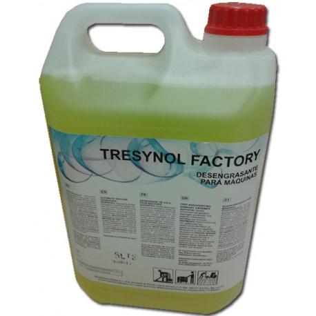TRESYNOL FACTORY 5 L. deseng.maquina