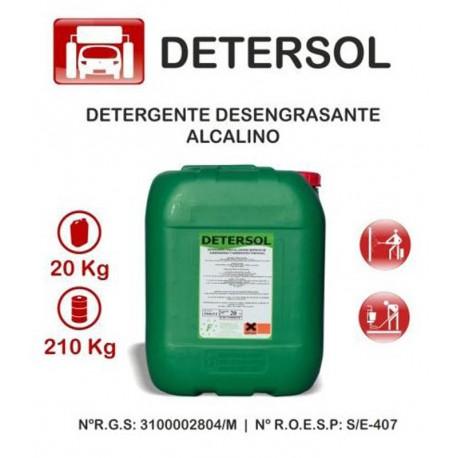 DETERSOL 20K. deterg.deseng.carrocerias