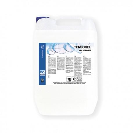 TENSOGEL 5L. gel de manos perfumado