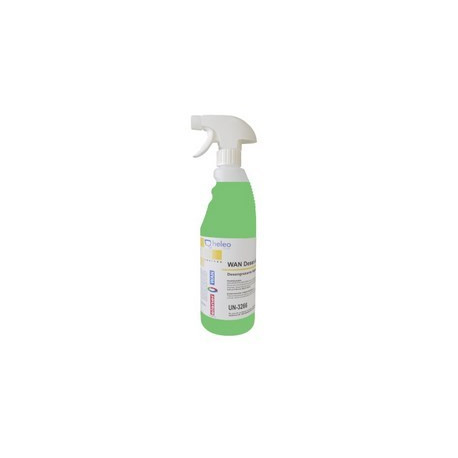 WAN DESEN ALIMENTARIO 12 X 750CC Limp.higienizante
