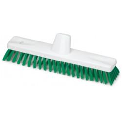 Cepillo de Fregar 30 cm Verde Homologado Alimentario