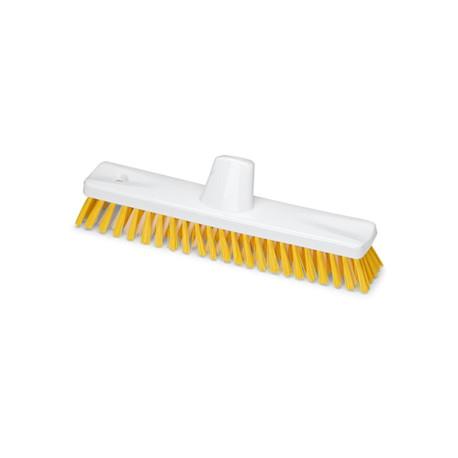Cepillo de Fregar 30 cm Amarillo Homologado Alimentario