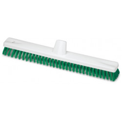 Cepillo de Fregar 45 cm Verde Homologado Alimentario