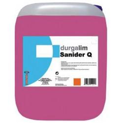 DURGALIM SANIDER Q detergente liquido 20 L.