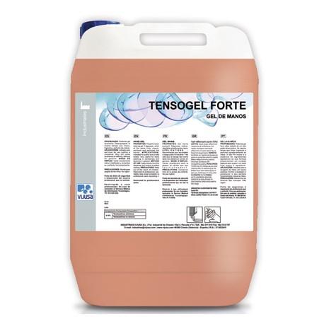 TENSOGEL FORTE 5L. gel de manos mecanicos