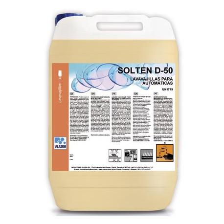SOLTEN INDUSTRIAL D-50 24 K lavavajilllas maquina