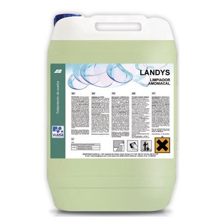 LANDYS 5 L limpiador amoniacal CONCENTRADO.