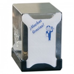 DISPENSADOR MINISERVIS INOX