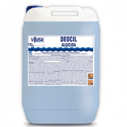 DEOCIL PISCINAS algicida 10 L.