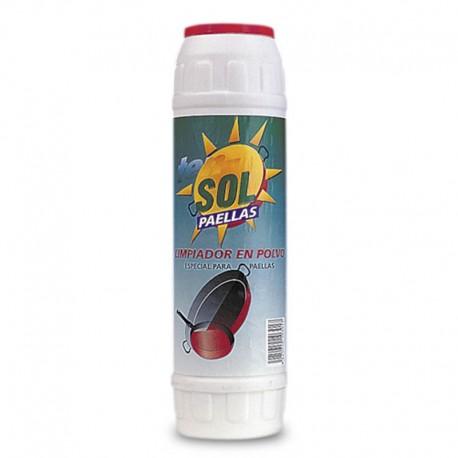 SOL PAELLAS (15UDx1K.) limp.cacerolas en polvo