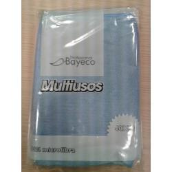 BAYETA CARLIM'S AZUL MICROFIBRA MULTIUSOS 5 UD.