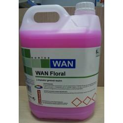 WAN FLORAL rosa general neutro 5L.