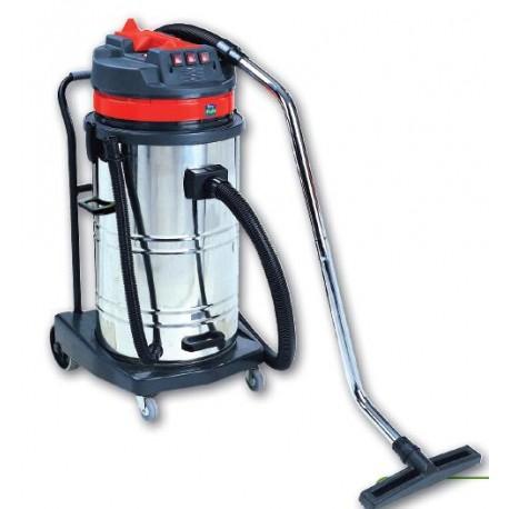 Aspirador Polvo / Agua - 80 litros