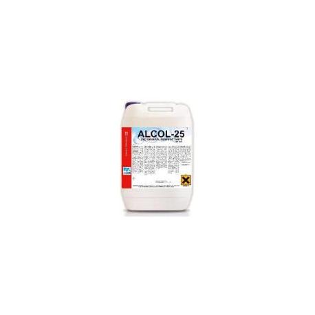 ALCOL 25 desinfec.alcoholico acción rápida 5 L