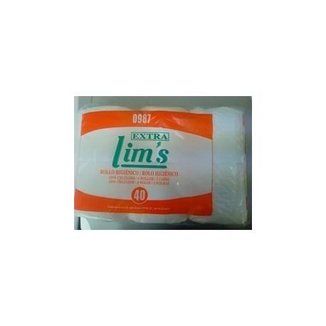 HIG. DOM. ''LIM'S EXTRA 40 SIL''  2C. 48 UDS.