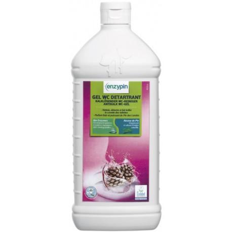 TOILET GEL 1 L. desincrustante wc encimático