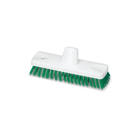 Cepillo de Fregar 23 cm Verde Homologado Alimentario
