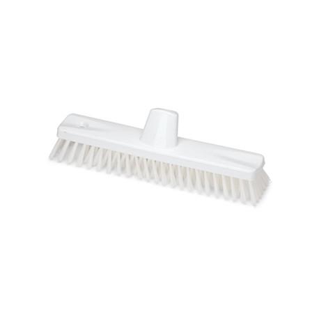 Cepillo de Fregar 30 cm Blanco Homologado Alimentario