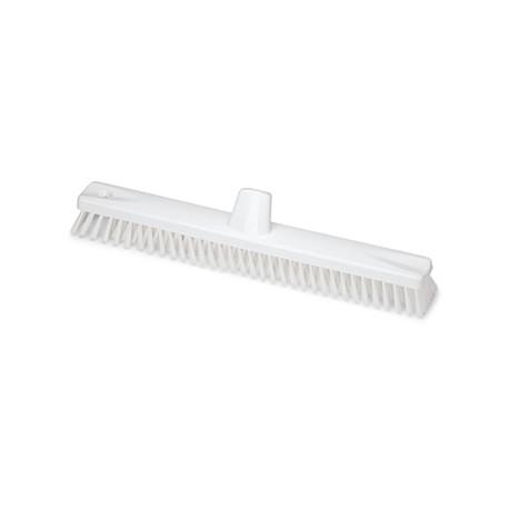 Cepillo de Fregar 45 cm Blanco Homologado Alimentario