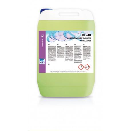 DL-48 detergente liquido 24 K.