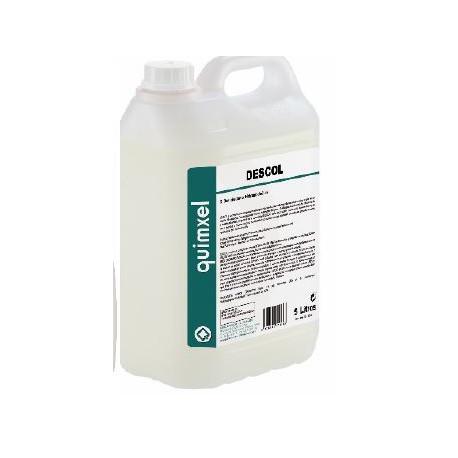 DESCOL 5 K  desinfectante alcohol superficies